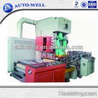 high quality automatic aluminum foil container production line