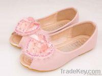 Children dress shoe