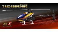 ALIGN T-REX 450PRO DFC JR 2.4G Combo Helicopters KX015087-XG6