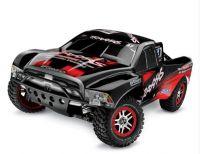 Traxxas Slash 4X4 VXL Brushless 1/10 4WD Short Course Truck w/TQi 2.4GHz
