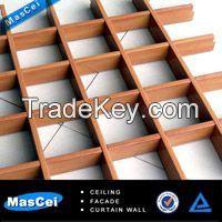 ceiling grid aluminum suspended ceiling grid