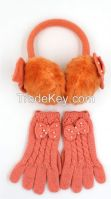 Glove and Earmuff