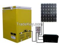 chest freezer, solar freezer, ac freezer, BD/BC 358l