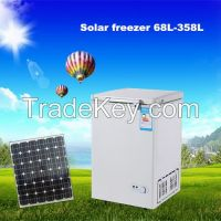 solar freezer, dc/ac freezer, BD/BC 108L