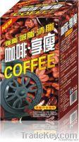 Slimming chocolate coffee