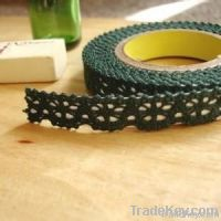 Fabric lace decorative tape for DIY and gift packing