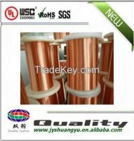 Hot sales  2UEW/155 enameled aluminum  wires 130  SWG38 &SWG39