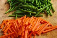 Carrot & Green Beans