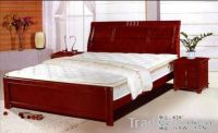 solidwood bed