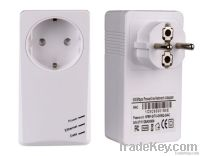 500Mbps MINI Power Line adapter with Socket