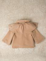 ladies' cloak wool cappa jacket coat  factory direct sell ODM/OEM service