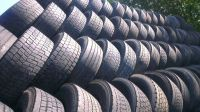 Used trucktires, used trucktyres.