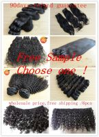 Free shipping ! peruvian  virgin hair  wholesale