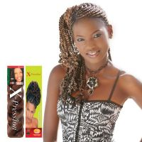 Xpression ultra braiding  hair 82inch 165g