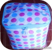 Cosmetic bag, troletry bag, makeup bag