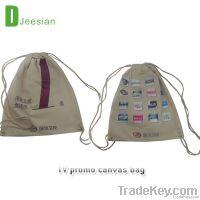 new design canvas tote bags wholesale