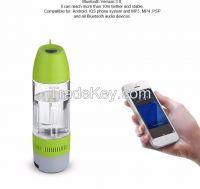 newest waterproof outdoor bicycle Bottle bluetooth speaker