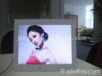 15 inch digital photo frame with body sensor