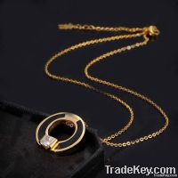 nice fashion stainless steel jewelry necklaces