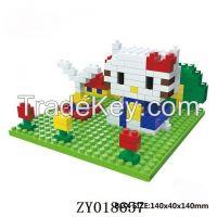 Hello Kitty blocks (191pcs)
