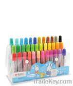 Miffy frosted crayons