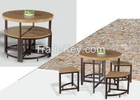 Cheap Round Restaurant Dining Room Table And Chair Set