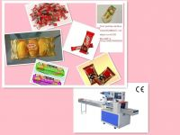 Muesli bar  packing Machine with dependable performance
