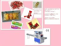 Automatic Heat Sealing Automatic Cheese Cake Packaging Machine