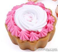 Cupcake natural soap