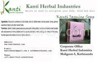 Kanti Herbal Soap