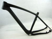 29er Hardtail mtb carbon bicycle frame