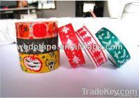 Japanese washi tape, christmas washi tape, washi paper tape