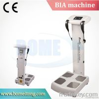 bioelectrical impedance fat testing body composition analyzer