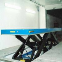 Hydraulic Scissor Lift Tables (Capacity from 2t to 2.5t)