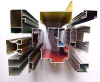 Aluminum profiles (standard and customer)
