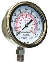 ALL ST. ST. Capsule Pressure Gauges
