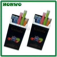 hottest Disposable electronic cigarette e shisha ushisha e hookah 500puffs 5 flavour