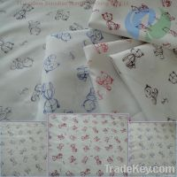 Sell woven printed mattress fabric