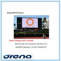 ULTRA QUALITY outdoor led display P10, P11, P16, P18