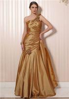Taffeta Celebrity Dress - 85136