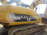 Used Original CAT 320D Excavator of 2009