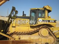 Used Cat D7R Bulldozer Originated in Japan for sale