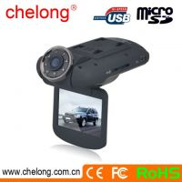 4X digital zoom 1080P motion detection car video recorder