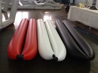0.9mm 1.2mm PVC pontoons floats for DIY boats water bikes