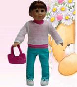 18 Inch Vintage American Girl Doll