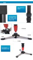 JY0506 Aluminum Alloy Professional Monopod For Video & Camera / Especially For Bird Watching