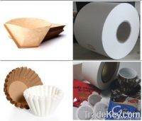 coffee filter paper for coffee pod