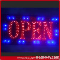 LED open sign LED signs LED sign board