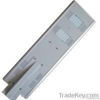30W All in one inegrated solar led street light