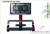Living Room Furniture Wood/Glass TV Stand TVA501B